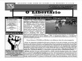 "Anarchist newspaper ""O Libertário"" - Jan/Feb 2011 edition now out"