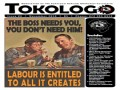 Issue #4 of the Newsletter of the Tokologo African Anarchist Collective